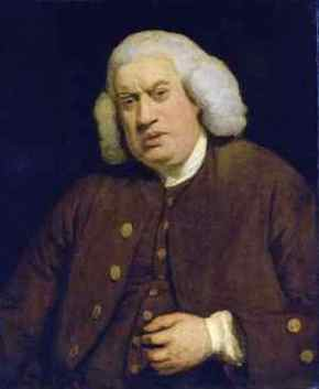 picture of Samuel Johnson