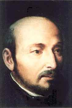 picture of Ignatius of Loyola